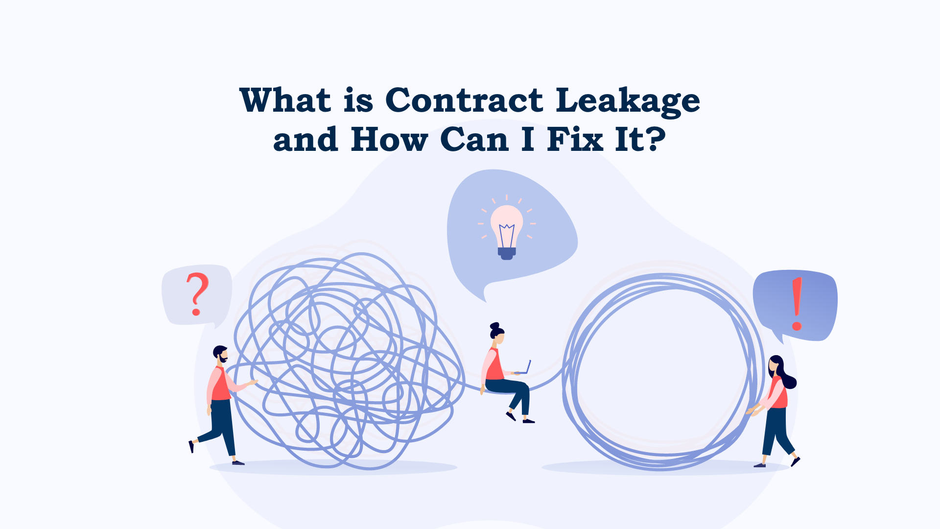 fix contract leakage