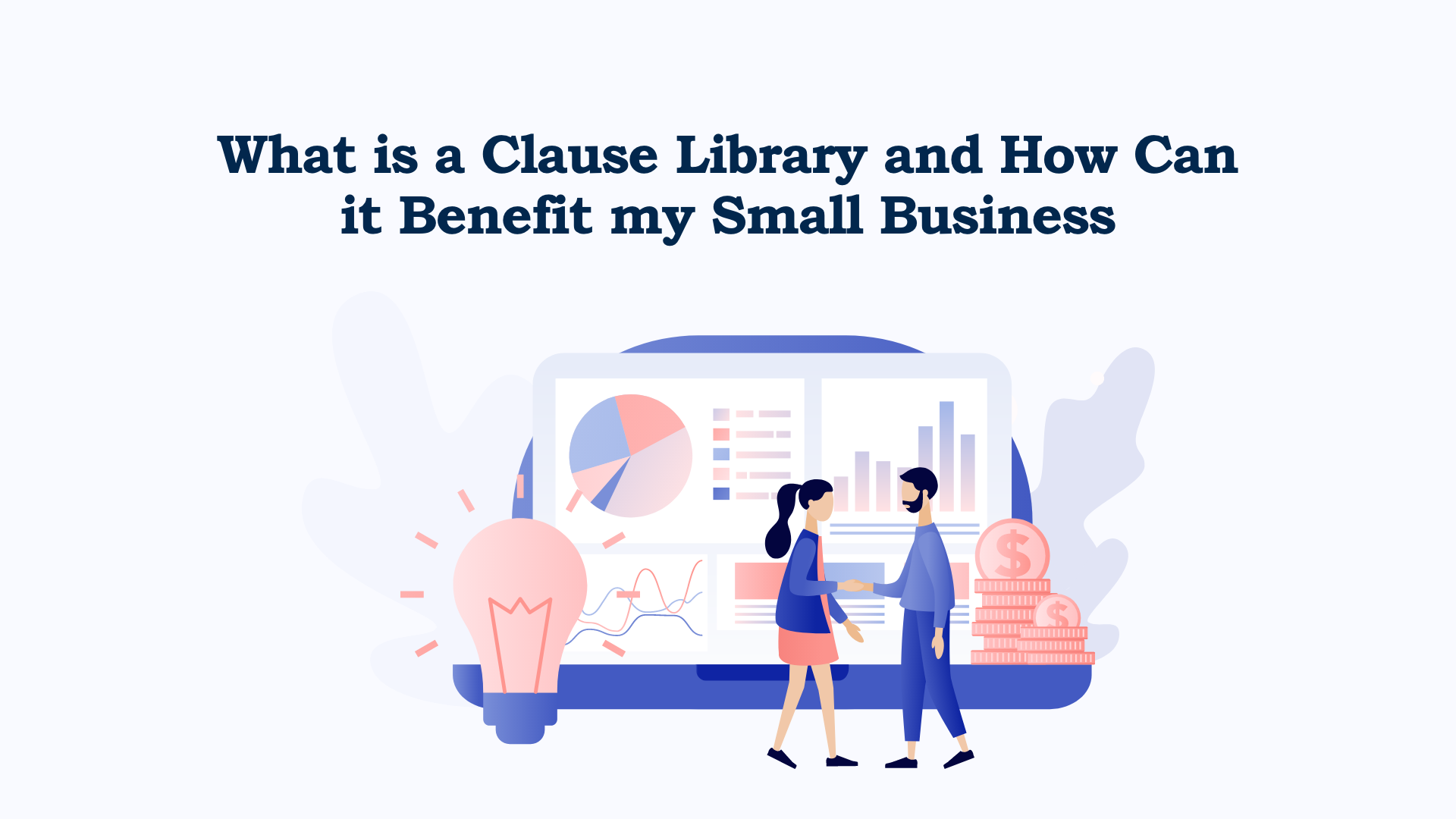 what is a clause library and its benefits for small businesses