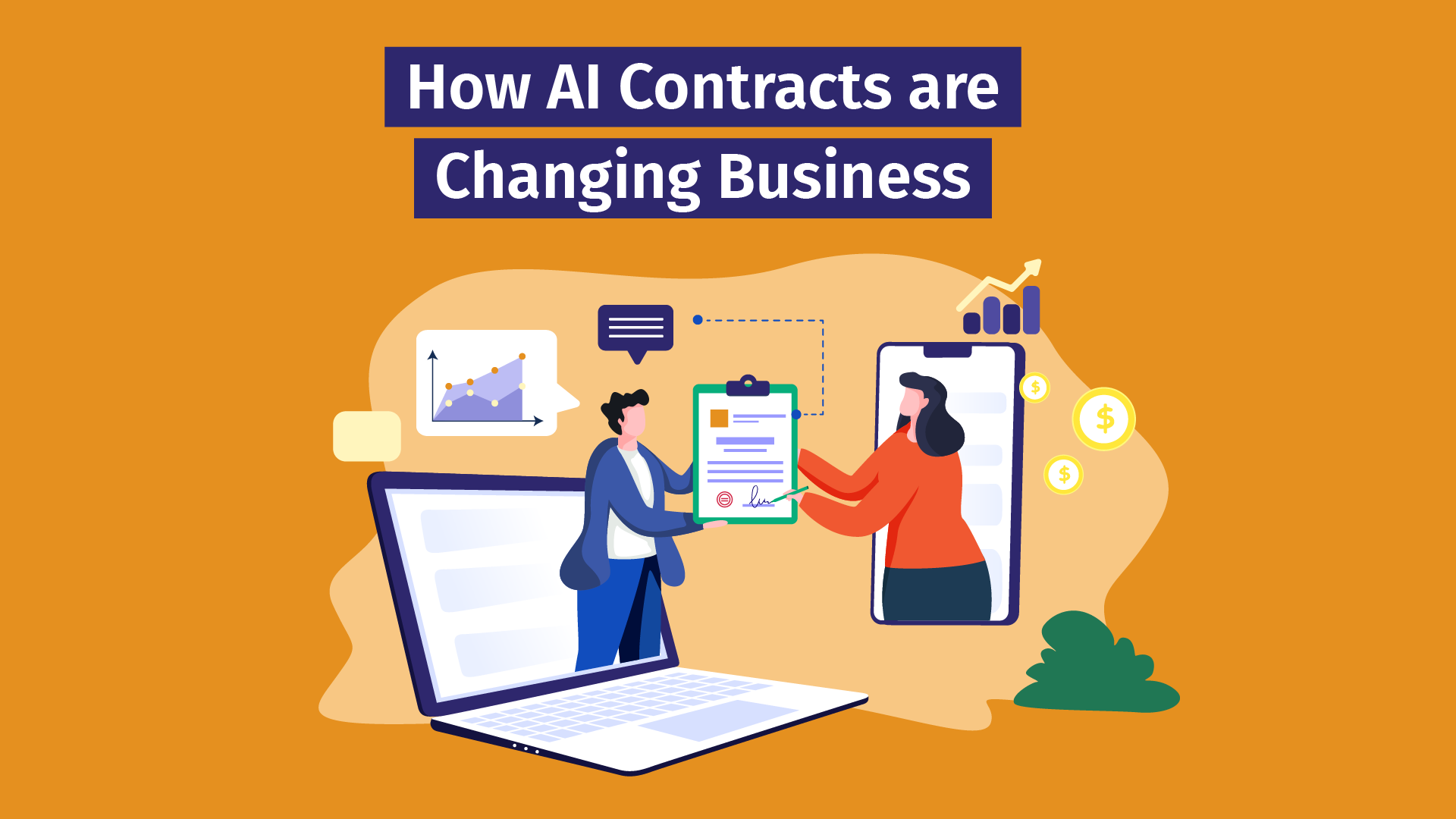 How AI Contracts are Changing Business