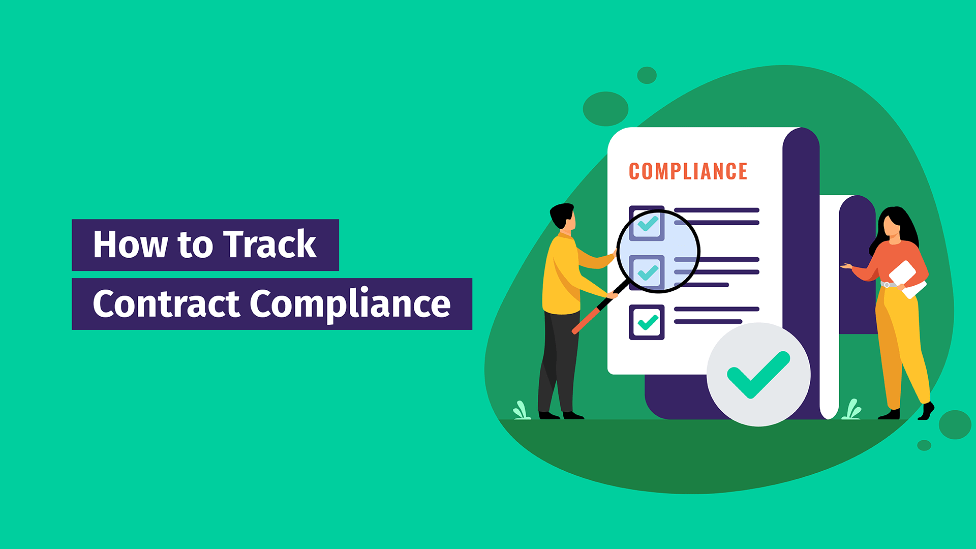 Track Contract Compliance